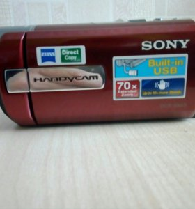 Цифровая видеокамера Sony Handycam DCR-SX45E