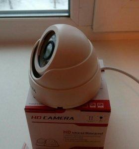 Видеокамера Vikconn инфракрасная,купольная