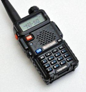 Радиостанция BAOFENG UV-5R (новая, оригинал)
