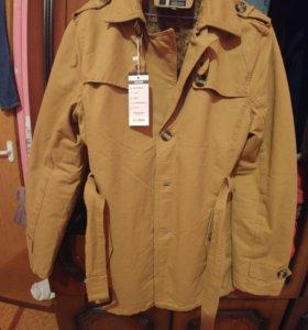 Куртка зимне-осенняя