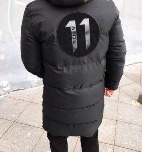 Куртка пуховик новая