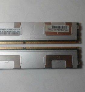 Оперативная память 8GB-Samsung DDR3 PC3-8500R