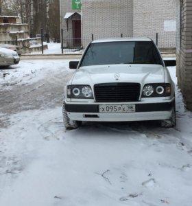 Mercedes-Benz E-Класс, 1986