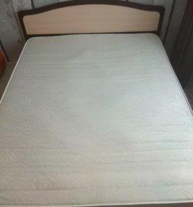Кровать 2х спальная 160×200см