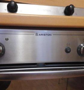 Газовый духовой шкаф Ariston