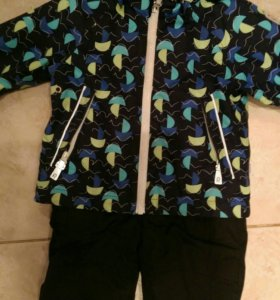 Куртка и штаны весна 74+ .
