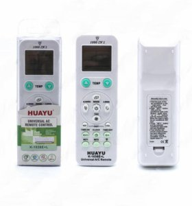 Пульт для кондиционера HUAYU K-1038 универсальный