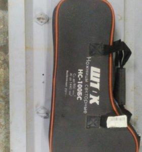 Механические ножницы SHTOK НС-100БС