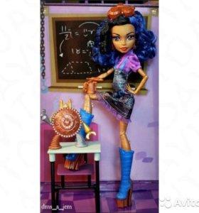 Кукла монстр хай Робека Стим (арт класс)