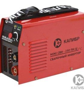 Сварочный аппарат Калибр СВИ-250 инверторный