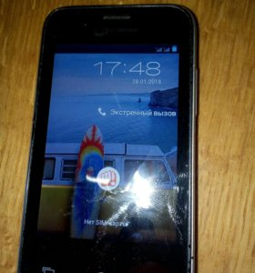 Телефон micromax A59 требуется починка экрана.