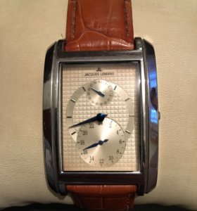 Часы жак Леман