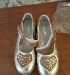 Туфли 28 размер ,Tempo