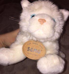 Мягкая игрушка кот Сема подарок