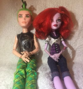 Куклы Monster High (оригинал)