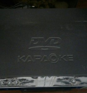 Караоке-DVD. LG Karaoke DKS