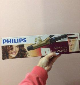 Щипцы для завивки Philips hp 4684 saloncurl pro