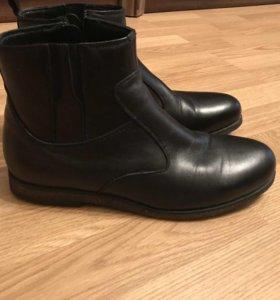 Мужские зимние ботинки mascotte