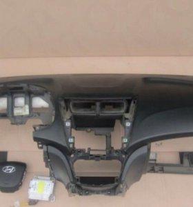 Hyundai Solaris Комплект подушек безопасности
