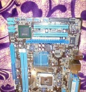 Asus p5g41t-m lx2/gb/lpt