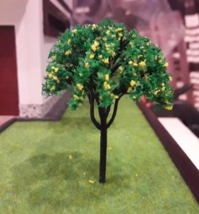 Деревья для макета (8 см, код: D 03)