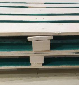 Журнальный столик из паллет