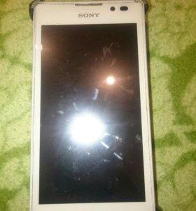 Продам/обменяю смартфон Sony Xperia c2305