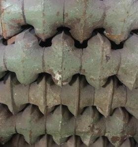 Радиатор чугунный 6 секций