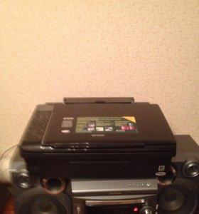 Принтер EPSON STYLUS TX419 PREMIUM