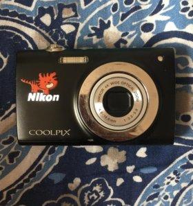 Фотоаппарат nikon-coolpix-s2550
