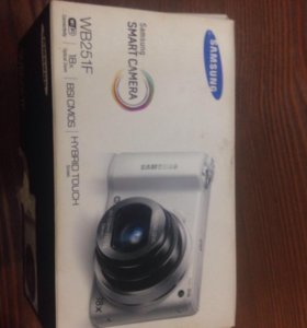 Samsung Smart Camera WB251F