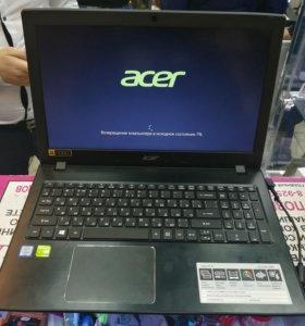 Игровой ноутбук Acer i3-6006u