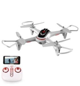 Квадрокоптер SYMA X15W с камерой FPV + WiFi