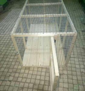 Клетки для грызунов на заказ
