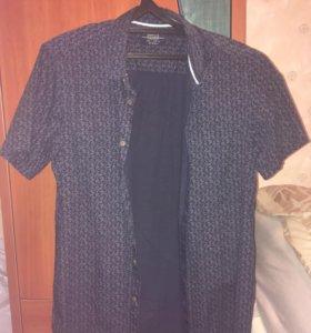 Рубашка мужская Pull&Bear