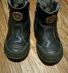 Ботинки д/мальчика р-27