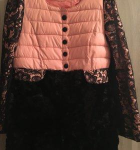 Срочно продам очень красивую куртку