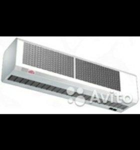 Тепловая завеса электрическая Frico thermozoneac-2