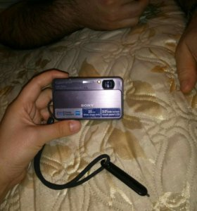 Цифровой сенсорный фотоаппарат