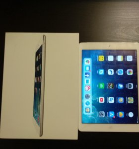 iPad Air 128gb Wi-Fi LTE