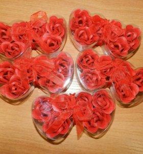 Роза мыло