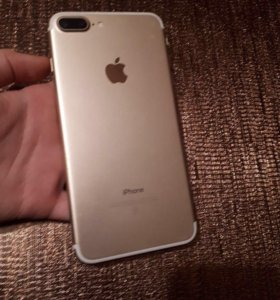 IPHONE 7 plus (gold) (128 Gb)