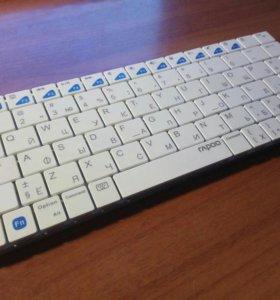 Беспроводная Bluetooth клавиатура Rapoo Е 6300