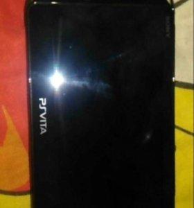 Продам приставку Play Station Vita Slim