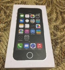Коробка для IPhone 5 S