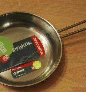Сковорода Tescoma - Praktik 18 cm