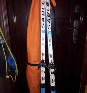 Лыжи SABLE 150 + чехол