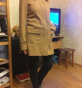 Пальто короткое Naf Naf