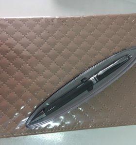 Ежедневник А5+ ручка