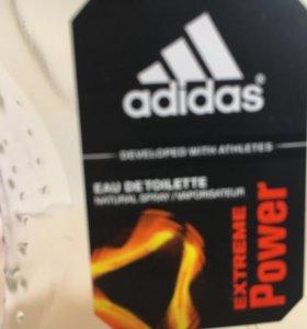 Духи -туалетная вода Adidas extreme power.